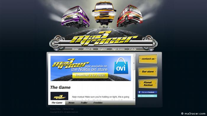 Screenshot ma3racer Download