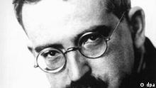 Walter Benjamin Zeitgenössische Aufnahme des deutschen Literatur- und Kulturkritikers und Essayisten Walter Benjamin
