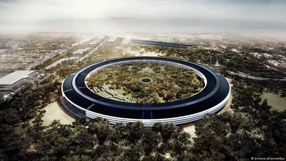 Apple goes solar in 'boldest project ever' | DW | 11.02.2015