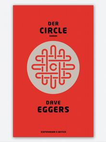 Book cover of The Circle in German, Copyright: Kiepenheuer & Witsch