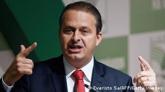 Eduardo Campos Brasilien 06.08.2014