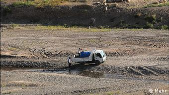 ایران برای هفتمین سال پیاپی با خشکسالی روبروست