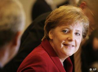 Angela Merkel überwand zahlreiche Widerstände