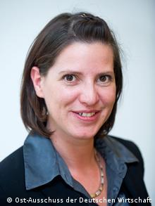 Anja Quiring kritikuje šumu propisa