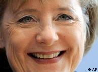 Merkel: gran europea, valiente y enérgica.