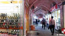Stadtansichten aus Tabriz Iran