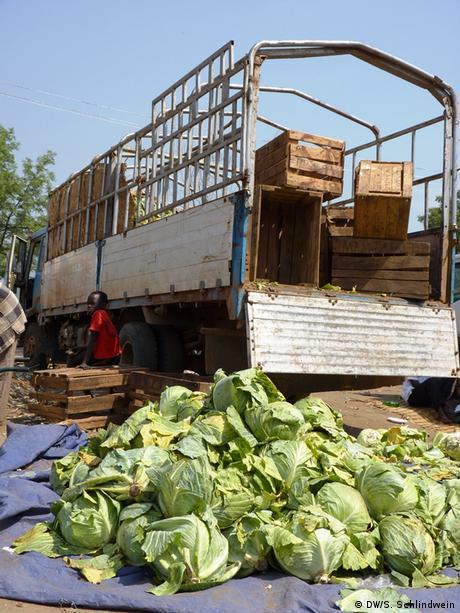 Markt in Kampala