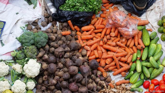 Close up of vegetables