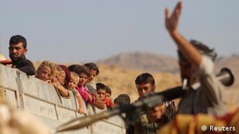 Οι ΗΠΑ και οι δυτικοί σύμμαχοί τους υποστηρίζουν τις κουρδικές μονάδες πολιτοφυλάκων YPG στη Συρία, που όμως για την Τουρκία είναι τρομοκρατική οργάνωση
