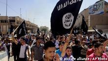 Islamischer Staat Fahne