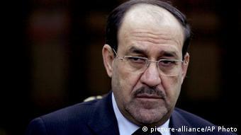 Nuri al-Maliki Rücktritt