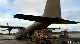 Deutsche Hilfe für Irak 15.08.2014