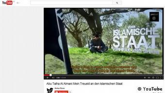 'Odrekao sam se njemačkog državljanstva i pridružio se Islamskoj državi (IS)'