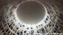 Gedenkstätte Yad Vashem Hauptsaal