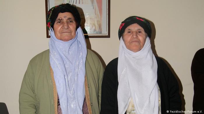 Jesidische Frauen in Deutschland (Foto: Yezidisches Forum e.V.)