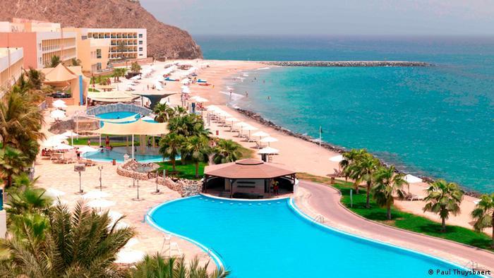 دبی با ایجاد مراکز تفریحی مدرن به یکی از کشورهای محبوب گردشگران جهان تبدیل شده است
