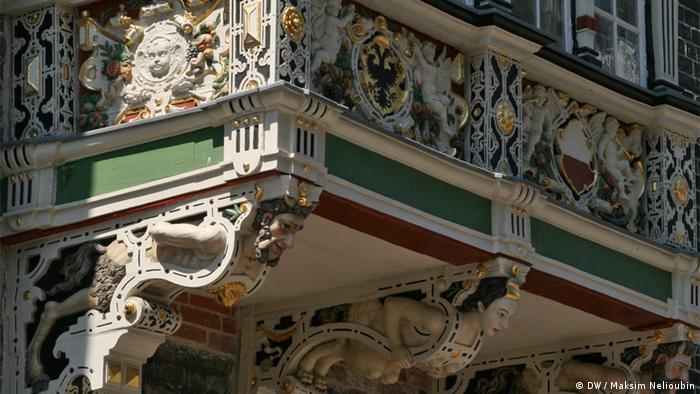 Балкон ратуши