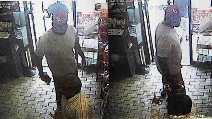 Ferguson Videoaufnahmen Screenshots (Foto: AP)