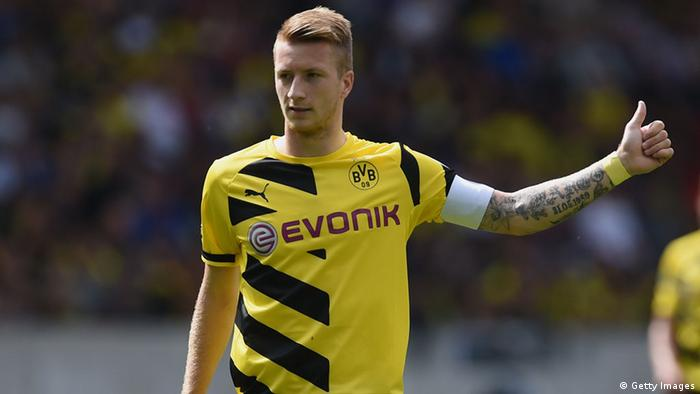Fußball DFB-Pokal 1. Runde: Stuttgarter Kickers - Borussia Dortmund