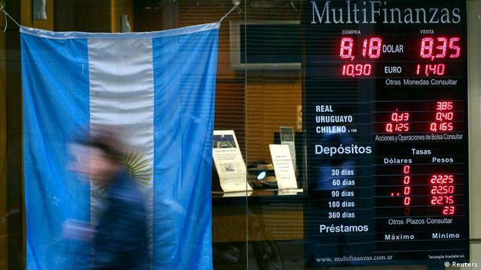 Argentinien Pleite Staatspleite
