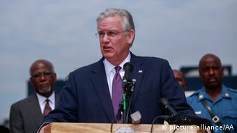 Ausschreitungen in Ferguson Jay Nixon 15.08.2014