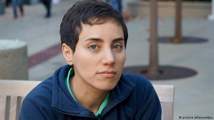 Maryam Mirzakhani Mathematikerin (picture alliance/dpa)