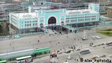 Russland Nowosibirsk