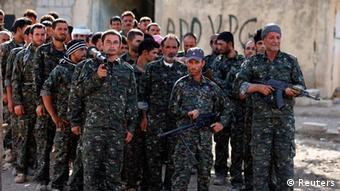 Irak Freiwillige Soldaten