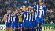 Fußball DFB-Pokal 1. Runde: 1. FC Magdeburg - FC Augsburg