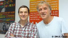 Manuel Schottmüller und Norbert Oberhaus