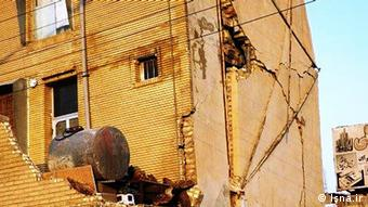 Erdbeben in Iran