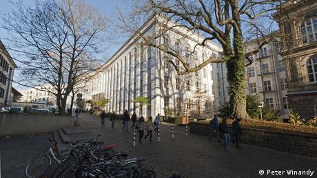 Rogowski Gebäude RWTH Aachen Universität (Peter Winandy)