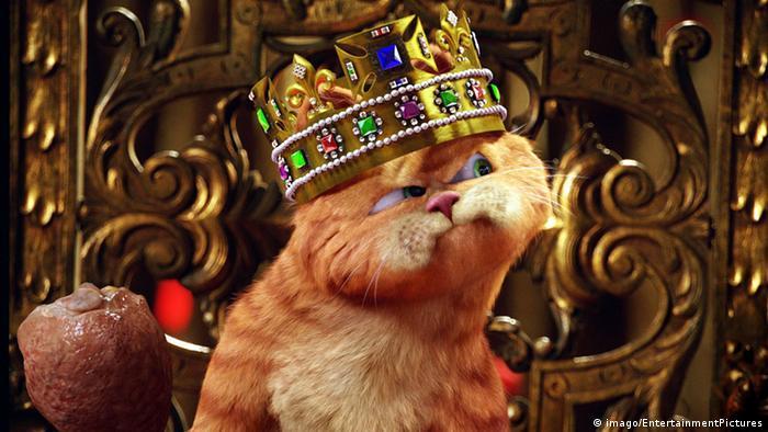 Garfield Archivbild 2006 (imago/EntertainmentPictures)