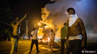 USA Proteste in Ferguson 18.08.2014