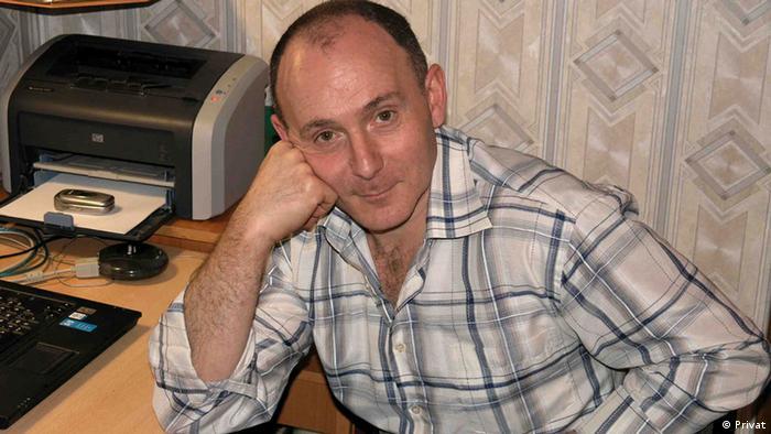 Russland Militärhistoriker Mark Solonin