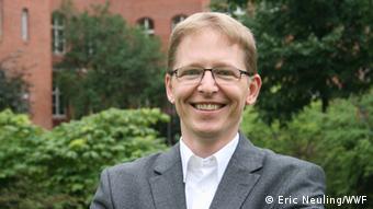 Jörg-Andreas Krüger WWF Archiv 2012