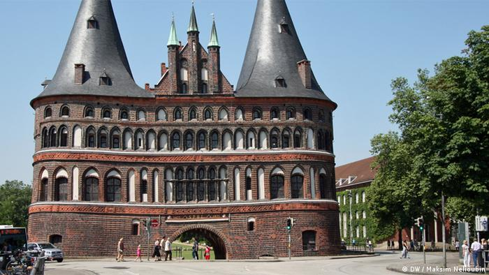 Lübeck city gate