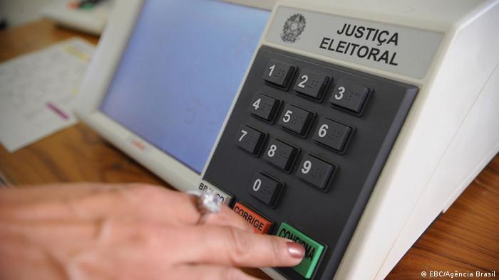 Wahlurne in Brasilien (EBC/Agência Brasil)