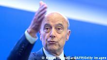 Frankreich UMP Alain Juppé