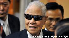 Taiwan Gericht Urteil Ex-Präsident Lee Teng-hui