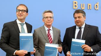 Digitale Agenda der Bundesregierung PK 20.08.2014