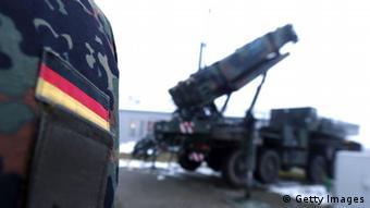 Symbolbild Deutschland Waffenexporte