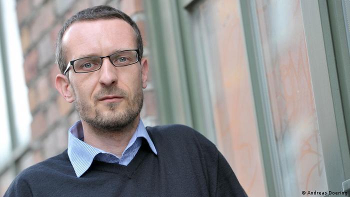 Christoph Günther, islamwissenschaftler an der Universität Leipzig (Foto: Doering)