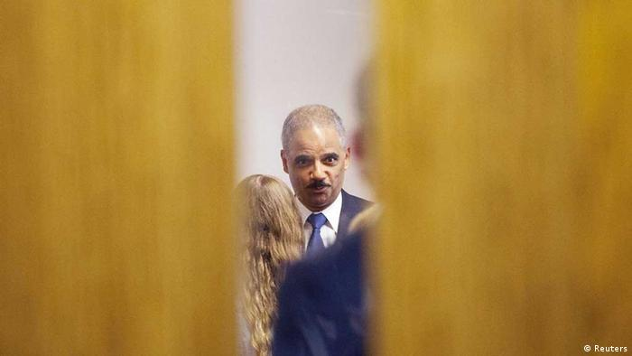 Eric Holder / US-Justizminister / Ferguson / USA