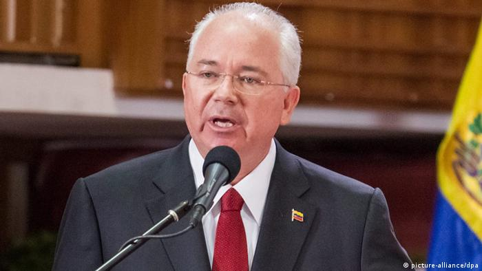 Rafael Ramírez (picture-alliance/dpa)