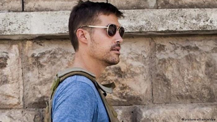 James Foley Journalist Reporter (picture-alliance/dpa)