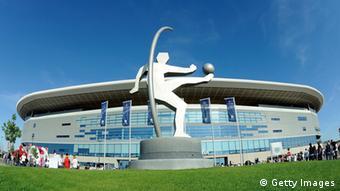Bundesliga Stadien (Bildergalerie) Rhein Neckar Arena