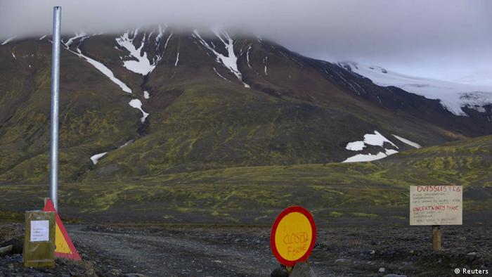 Iceland Bardarbunga blocked off 19.08.2014