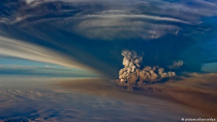 Island Vulkan Bardarbunga 21.08.2014