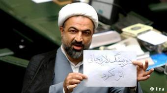حمید رسایی، نماینده تهران در مجلس شورای اسلامی